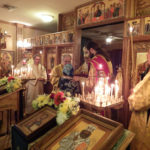 Feast Day at the Russian Orthodox Church in Las Vegas