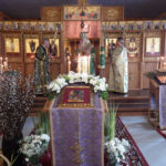 Palm Sunday 2017 at Russian Orthodox Church in Las Vegas