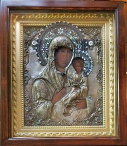 Kazan Icon of Theotokos