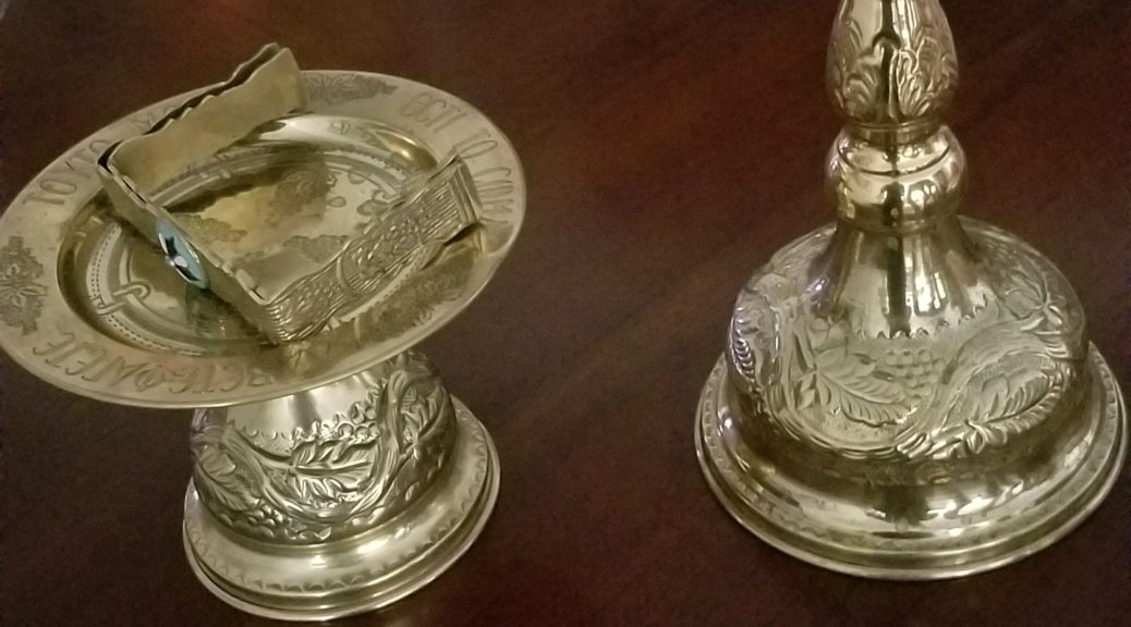 chapel needs: chalice silver plated