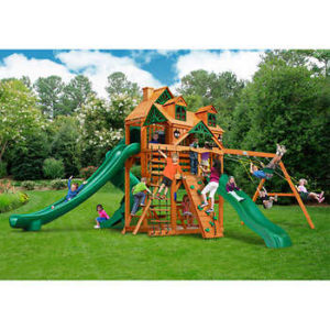 Outdoor Children Playground Set