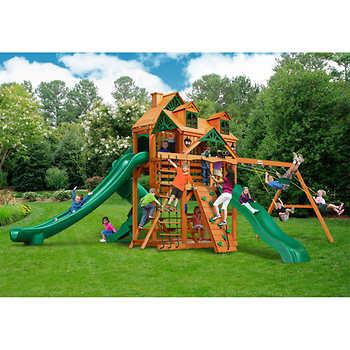 Outdoor Children Playground Set