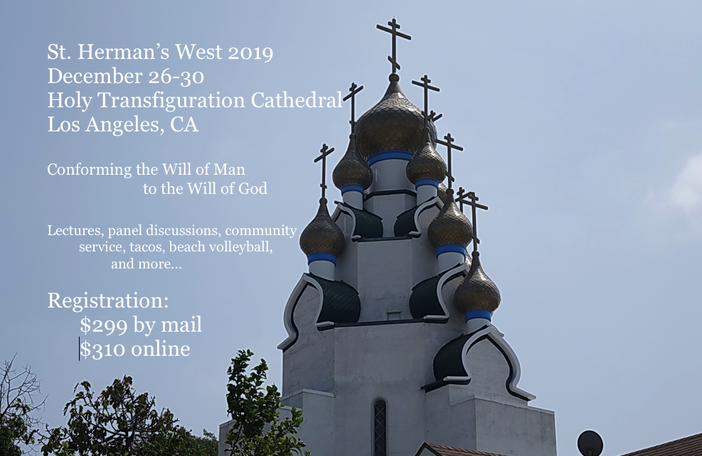 St. Herman's West 2019